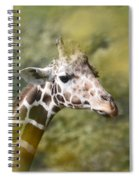 A Gentle Giant Spiral Notebook