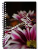 A Gift Amongst The Flowers Spiral Notebook