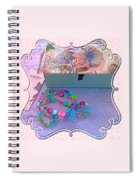 A Gift With Love Spiral Notebook