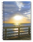 A Glorious Moment Spiral Notebook