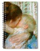 A Goodnight Hug  Spiral Notebook