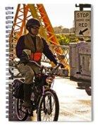 A Gr8 Whizzer Delta Day Spiral Notebook