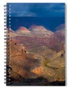 A Grand View Spiral Notebook