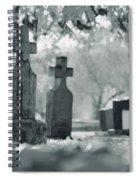 A Graveyard Spiral Notebook