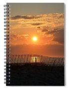 A Great Way To Start The Day Spiral Notebook