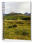 A Group Of Hikers Walk Spiral Notebook