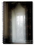 A Hazy Shade Of Winter Spiral Notebook