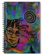 A Healing Potion Called Color Spiral Notebook