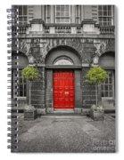 A Heart Needs A Home Spiral Notebook