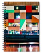 A History Of The Harbor  Spiral Notebook