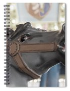 A Horse Named Bolt Spiral Notebook