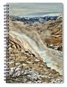A Hot Spring Runs Through It Spiral Notebook