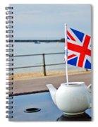A Jubilee Cuppa Spiral Notebook