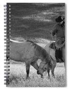 A Kind Moment Spiral Notebook