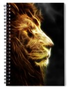 A King's Look 2 Spiral Notebook