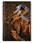 A Leap And A Bound Spiral Notebook
