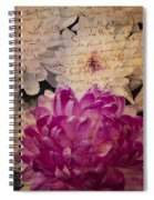 A Letter To The Mums Spiral Notebook