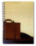 A Life In Brief Spiral Notebook