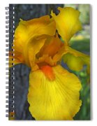 A Lively Soul Blooms Spiral Notebook