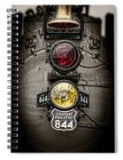 A Living Legend Spiral Notebook