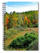 A Lofty Perch Spiral Notebook