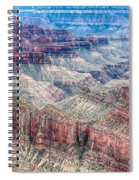 A Look Into The Grand Canyon  Spiral Notebook