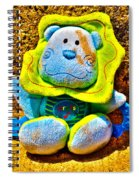 A Lost And Forgotten Toy Spiral Notebook
