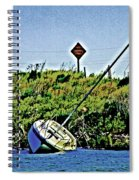 A Lost Dream Spiral Notebook