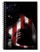A Love Called Liberty Spiral Notebook