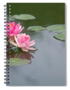 A Loving Pair Spiral Notebook