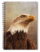 A Majestic Creature Spiral Notebook