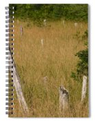 A Marsh In Maine Spiral Notebook