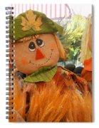 A Match Made In The Corn Field Spiral Notebook