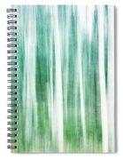 A Matter Of Blues Spiral Notebook