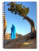 A Matter Of Time 1 Spiral Notebook