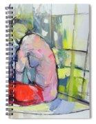 A Meditation Spiral Notebook
