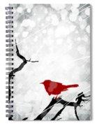A Merry Little Christmas 1 Spiral Notebook