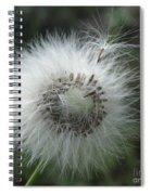 A Messenger Spiral Notebook