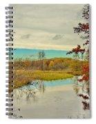 A Michigan Moment Spiral Notebook