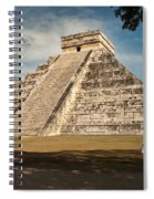 A Mighty Ruin Spiral Notebook