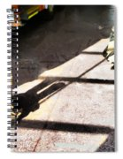 A Moment's Notice Spiral Notebook