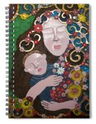 A Mother's Lullaby Spiral Notebook