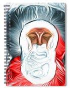 A Nap Till Xtmas Spiral Notebook