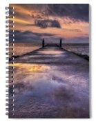 A New Beginning Spiral Notebook