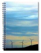 A New Future Spiral Notebook
