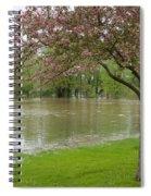 A New Pond Spiral Notebook