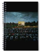 A Night At The Drive In Spiral Notebook