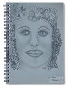 A Nubian Princess Spiral Notebook