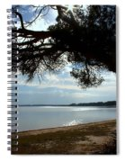 A Park With Tranquil Moments Spiral Notebook
