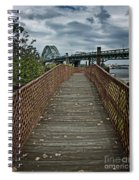 A Pathway To Philadelphia Spiral Notebook